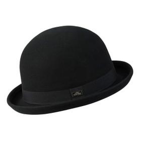 Conner - Wool Felt Bowler Hat
