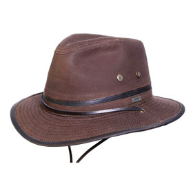 Conner - Mountain Trail Hat - Full View
