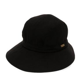 Sun 'N' Sand - Wide Brim Cap  - Black