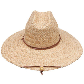Kenny K - Straw Lifeguard Hat