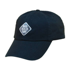 Dorfman Pacific - Bad Hair Day Baseball Cap - Full View