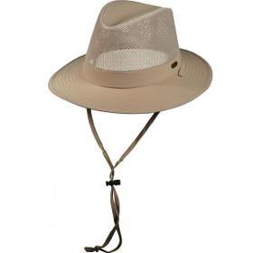 Stetson - No Fly Short Brim Safari Hat