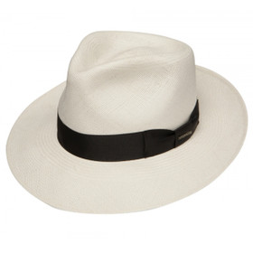 Stetson - Adventurer Straw Hat in Natural