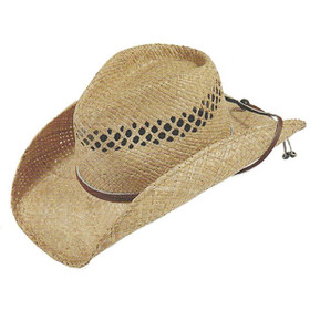 Stetson - Bridger Straw Cowboy Hat