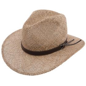 Stetson - Baytown Seagrass Straw Cowboy Hat