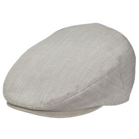 Stetson - Cotton Ivy Flat Cap - Full View