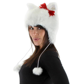 Elope - Christmas Kitty Hoodie
