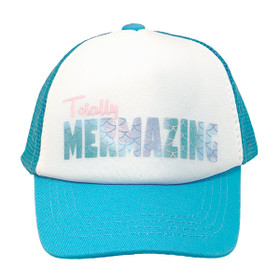 Grom Squad - Totally Mermazing Toddler Trucker Hat