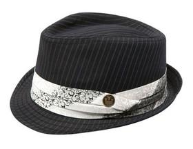Goorin Bros - Moretti Fedora Hat Black