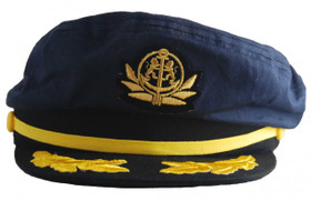 Broner - Captains Cap Navy Main