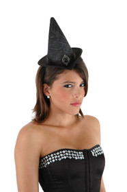 Elope - Cocktail Witch Fascinator Hat