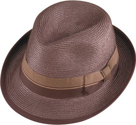 Henschel - Brown Fedora