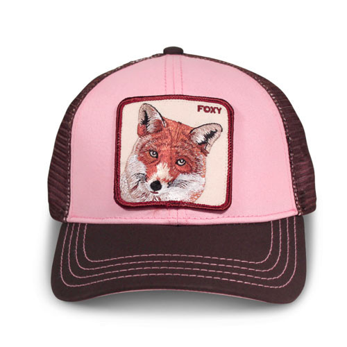 Goorin - Foxy Baby Baseball Cap (Front)