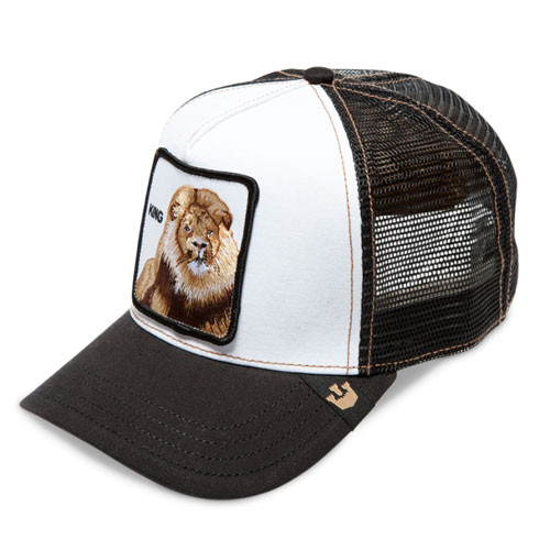 Goorin - King baseball cap - Left side
