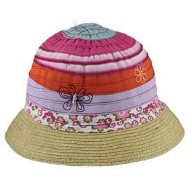 Jeanne Simmons - Girl's Orange Bucket Hat