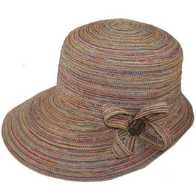 Jeanne Simmons - Sunset Brimmed Cap Hat