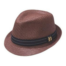 Peter Grimm - Brown Fragile Fedora Hat