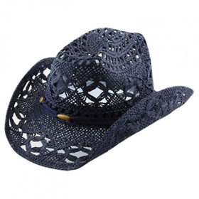 California Hat Company - Navy Cowboy Hat