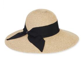 Sun 'N' Sand - Natural Villa Tweed Sun Hat