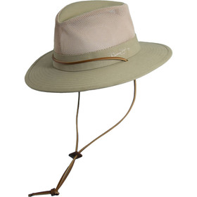 Panama Jack - Mesh Safari Hat with Drawstring
