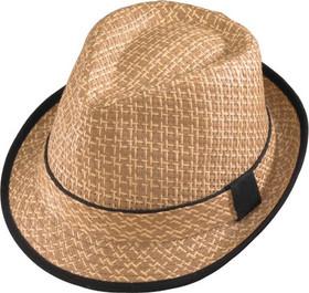 Henschel - Basket Weave Fedora Hat