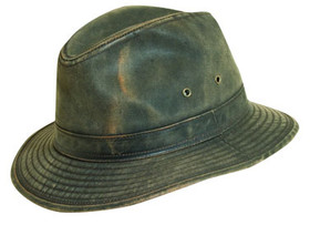 Dorfman Pacific - Weathered Cotton Safari Hat