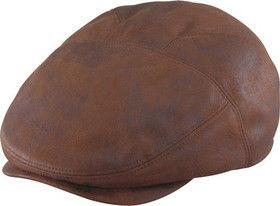 Henschel - Faux Leather Ivy Cap