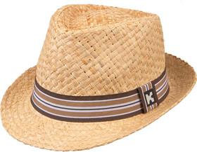 Kenny K - Raffia Fedora Hat