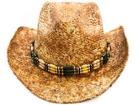 Kenny K - Raffia Cowboy Hat