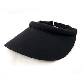 No Headache - Black Club Visor Hat
