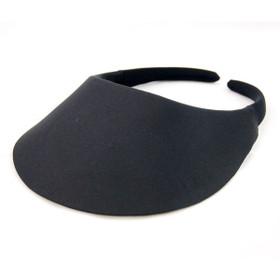 No Headache - Black Midsize Visor Hat