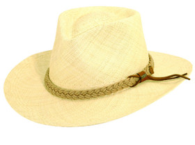 Scala - Natural Outback Panama Hat