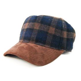 Kooringal - Boys Plaid Snapback Cap