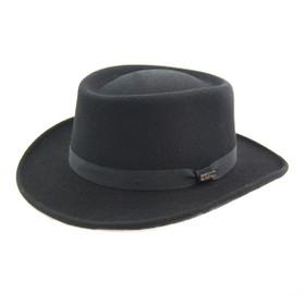 Bigalli - Dixie Felt Gambler Hat