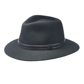 TLS Stefeno - Hiker Italian Wool Safari Hat