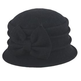 Jeanne Simmons - Boiled Wool Cap