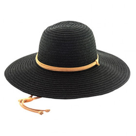"California Hat Company - Ladies 5"" Brim Straw Hat"