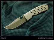 Tom Mayo - Damascus 25th Style Bowie - Damascus
