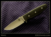 Tom Mayo - Fixed Blade - CF