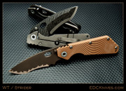 Warren Thomas - Strider SMF - Brown BB