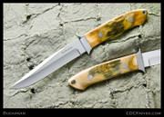 Thad Buchanan Fighter - Mammoth Ivory