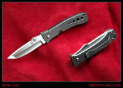 Bob Lum - Folding Tanto, Skeleton