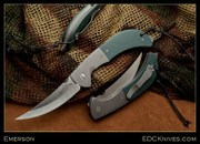 Emerson Knives - Collectors Assn. Persian - Ferrrk Modified