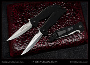 Emerson Knives - Gentleman Jim - Satin Finish
