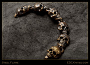 Steel Flame - HeadHunter Bracelet