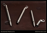 Sunshine Products - Key Chain Pen, Titanium