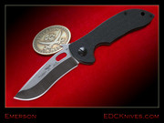 Emerson Knives -  Micro Commander SF