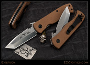 Emerson Knives - CQC-7 V SF w/Tan Handles