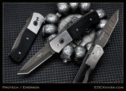 Emerson Pro-Tech CQC7 Damascus, #20 of 25