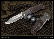 Emerson CQC-12 - Bolstered, Carried
